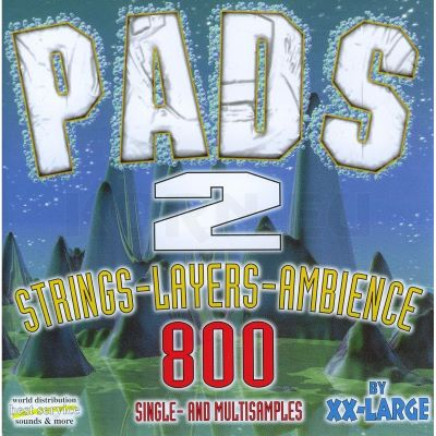Best Service XXL Pads 2 (Audio)