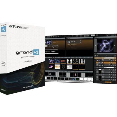 Arkaos grandvj 1 0 fc1 software download