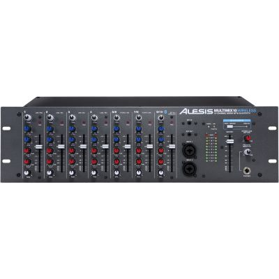 Alesis MultiMix 10 Wireless Kompaktmixer