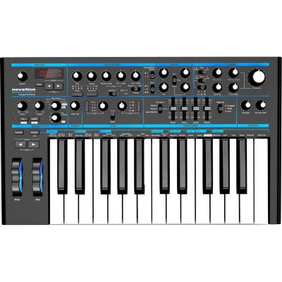 Novation Bass Station II Analoger Synthesizer