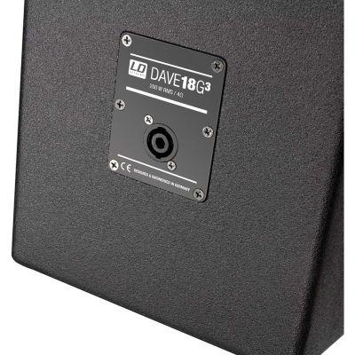 ld systems dave 18 g3 aktiv anlage. Black Bedroom Furniture Sets. Home Design Ideas