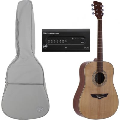 VGS Acoustic Selection Mistral Westerngitarren Set