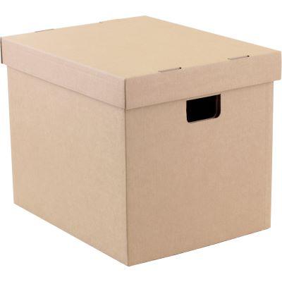 vinyl pappbox lagerkiste f r 100 125 lps faltkarton. Black Bedroom Furniture Sets. Home Design Ideas