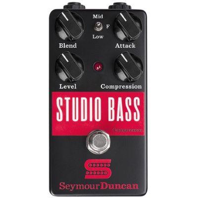 Seymour Duncan Studio Bass Compressor   Musikhaus