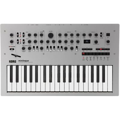 Korg minilogue Analoger Synthesizer