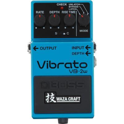 Boss VB-2W Waza Vibrato Pedal