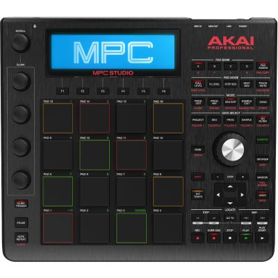 Akai MPC Studio Schwarz Ltd.