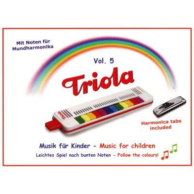 Seydel Triola Liederbuch Bd 5Neu