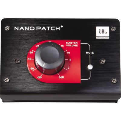 JBL Nano Patch Plus