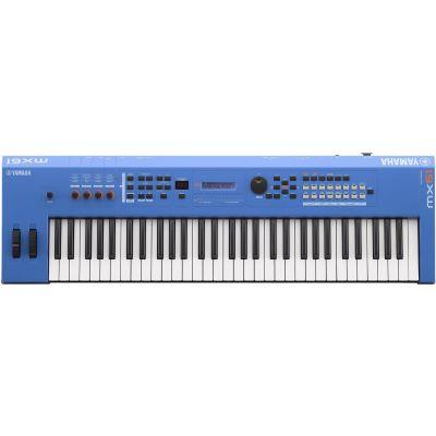 Yamaha MX 61 V2 BU Blau Synthesizer