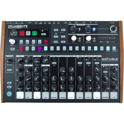Arturia DrumBrute Analoger Drum Synthesizer
