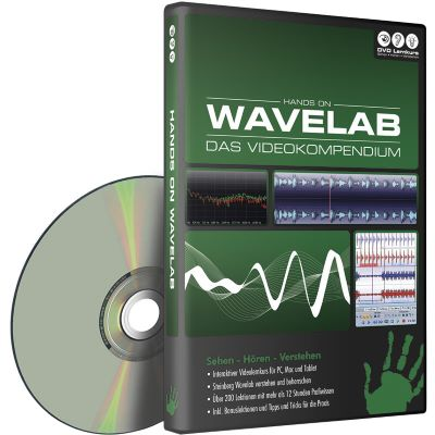 Hands On Wavelab - Das Videokompendium