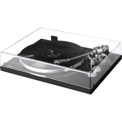 Akai BT500 Black Turntable