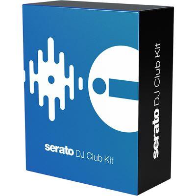 Serato DJ Club-Kit Scratchcard