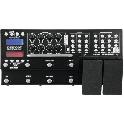 EUROLITE DMX Move Bigfoot Fußcontroller 192
