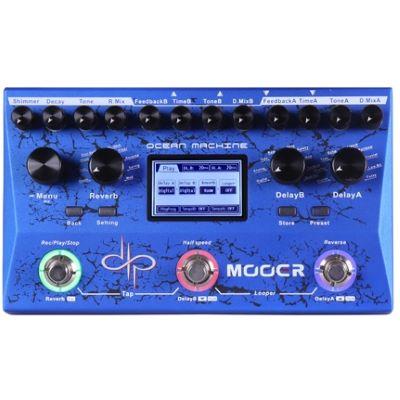 Mooer Ocean Machine (Devin Townsend Signature Pedal)