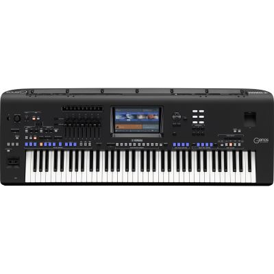 yamaha genos in entertainer keyboards music store. Black Bedroom Furniture Sets. Home Design Ideas