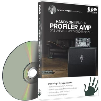 Hands On Kemper Amp - Das umfassende Videotraining