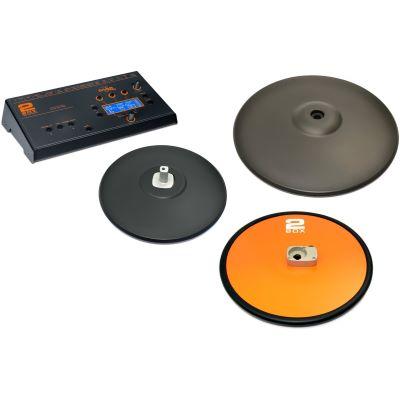 2Box DrumIt Three Cymbal Bundle