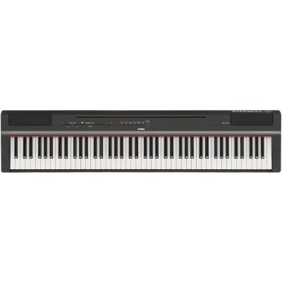 yamaha p 125 b in stage pianos musikhaus. Black Bedroom Furniture Sets. Home Design Ideas
