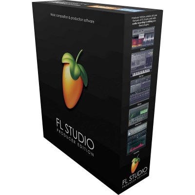 IMAGE-LINE FL Studio - Producer Edition 20