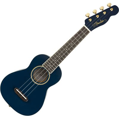 Fender Grace Vanderwaal Moonlight Sopran-Ukulele