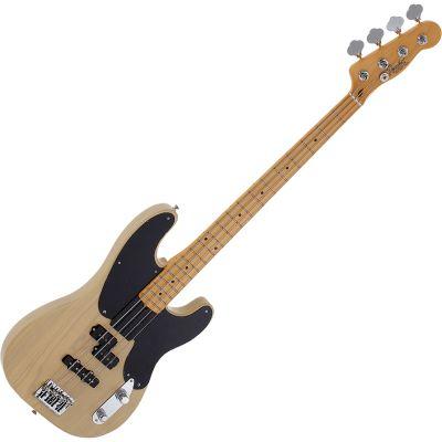 Vernickelter Saitensatz für Bassgitarre