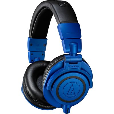 Audio Technica ATH-M50 X Blue Limited Edition Kopfhörer