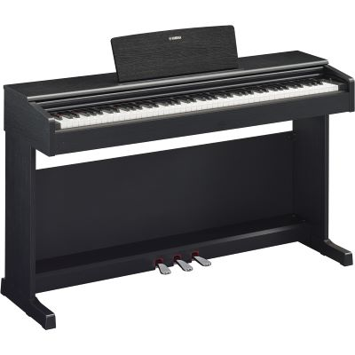 Yamaha YDP-144 B Black Digitalpiano