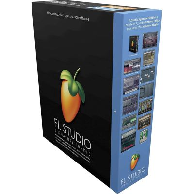 IMAGE-LINE FL Studio - Signature Bundle Edition 20 EDU - Lizenz Code