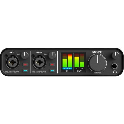 MOTU M2 USB Audio Interface