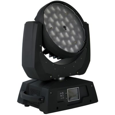 Vermietung - URAGANO LED Moving Head/Wash 36x10W RGBW - Stk./Tag