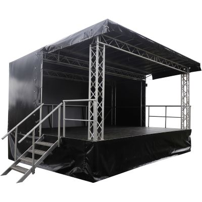 Rental - mobile Stage M24 - piece/day | music store