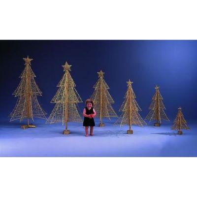 Weihnachtsbaum Rattan.Rattan Weihnachtsbaum Gold 180cm Musikhaus