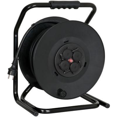 kabeltrommel mit 30m 3x2 5mm gummikabel. Black Bedroom Furniture Sets. Home Design Ideas