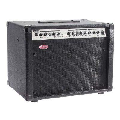 stagg 80w bass amplifier 2x8 zoll speaker musikhaus. Black Bedroom Furniture Sets. Home Design Ideas