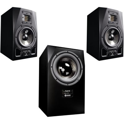 ADAM Audio A5X Sub10 Mk2 Bundle Set