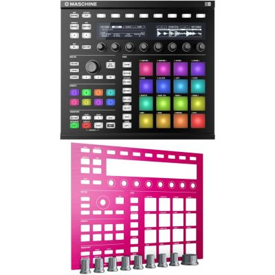 Native Instruments MASCHINE MK2 PINK Set