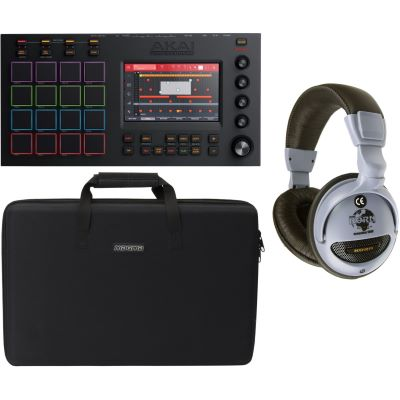 Akai MPC Touch + Case + KH Set   music store