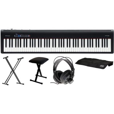 Roland Fp 30 Bk E Piano X Set Kb Ks Kh Music Store