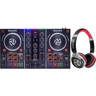 Numark Party Mix + Numark HF 150