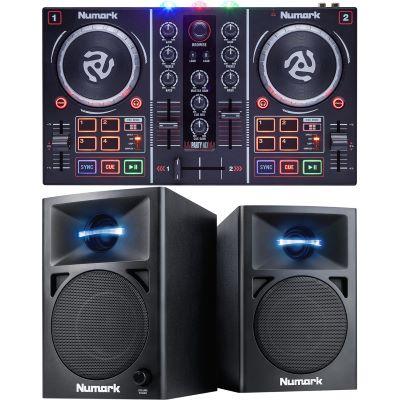 Numark Party Mix + Numark N-Wave 360