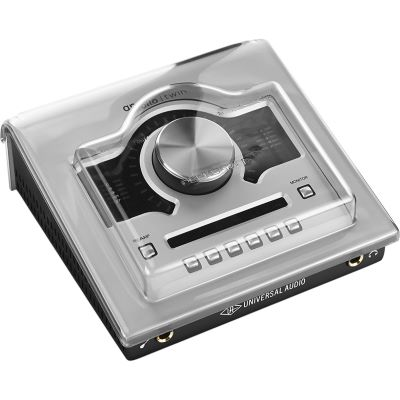 Universal Audio Apollo Twin Quad MKII + Staubschutzcover