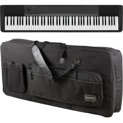 Casio Cdp 130 Bk Stage Piano Bag Set