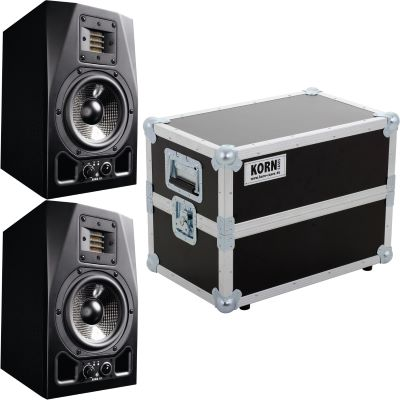 ADAM Audio A5X Paar + Hardcase Set