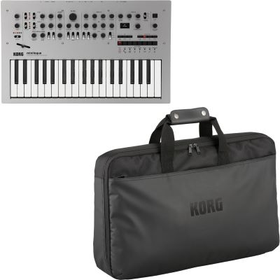 Korg minilogue Synthesizer + Softcase