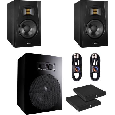 ADAM Audio T5V + Sub8 Set