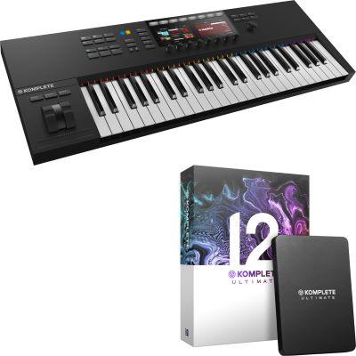 e32ed0ae6a7 Native Instruments KOMPLETE KONTROL S49 MK2 +... | music store