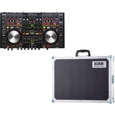Denon MC 6000 MK2 DJ Controller + Hardcase
