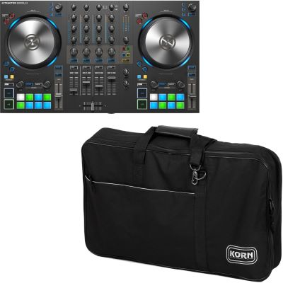 Native Instruments TRAKTOR KONTROL S3 DJ Controller + Bag